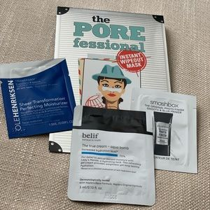 Other - Skincare samples